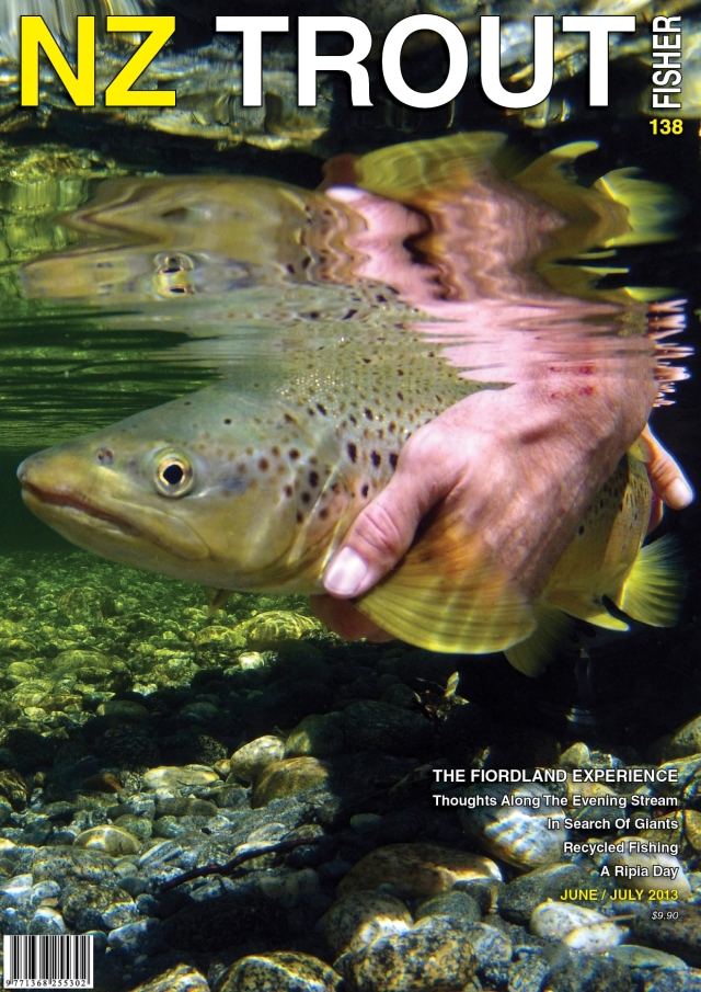NZ TROUT COVER