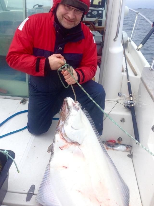 Fornøyd fisker:-)